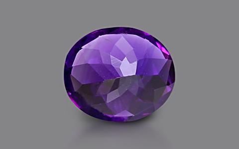 Amethyst - 4.02 carats