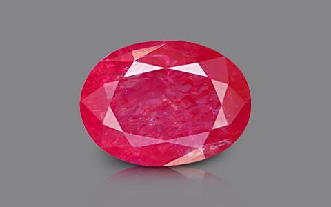 Ruby - 2.37 carats