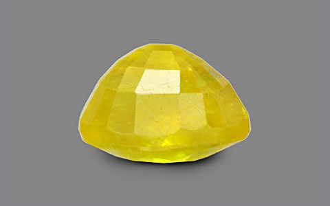 Yellow Sapphire - 7.85 carats