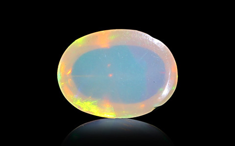 Opal With Fire (Transparent) - 1.05 carats
