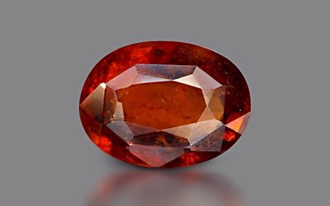 Hessonite - 4.91 carats