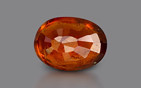 Hessonite - 4.91 carats