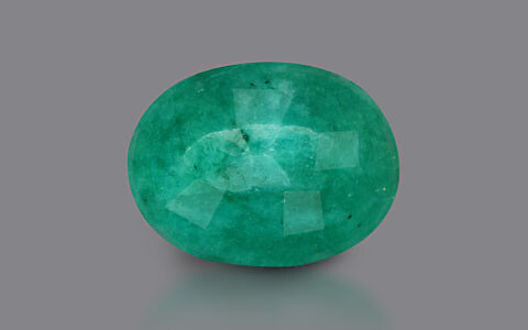 Green Beryl - 5.88 carats