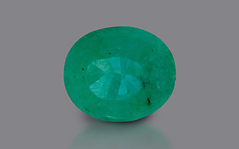 Green Beryl - 5.59 carats