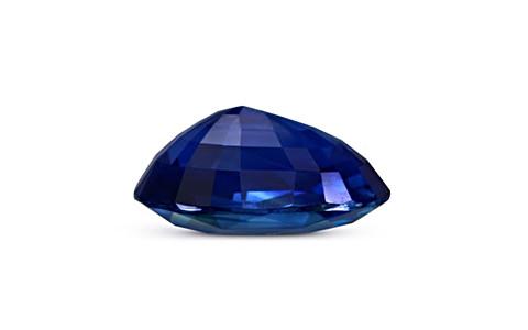 Intense Cornflower Blue Sapphire - 12.28 carats