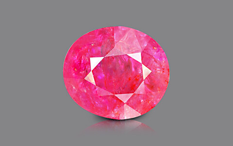 Ruby - 15.41 carats
