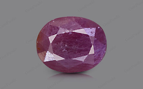 Ruby - 3.66 carats