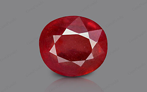 Ruby - 6.58 carats