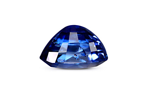 Blue Sapphire - 5.04 carats
