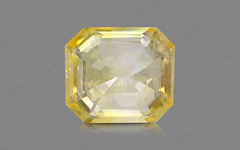 Yellow Sapphire - 5.08 carats
