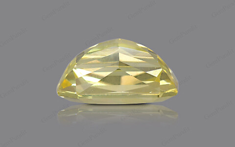 Yellow Sapphire - 6.91 carats