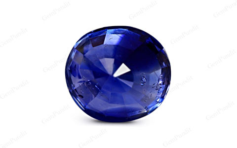 Royal Blue Sapphire - 6 carats