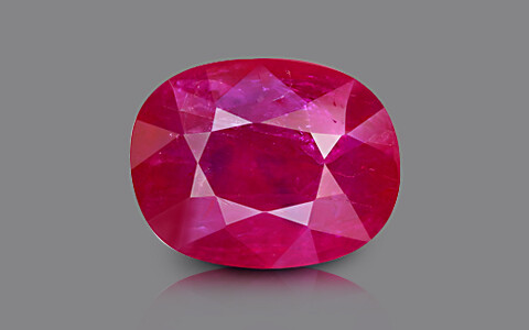 Ruby - 6.63 carats
