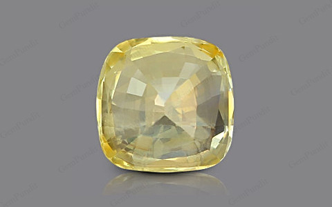 Yellow Sapphire - 5.05 carats