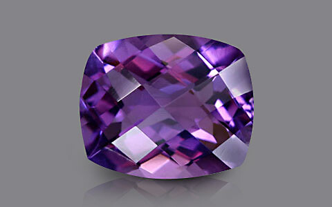 Amethyst - 4.57 carats