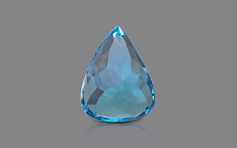 Swiss Blue Topaz - 6.77 carats