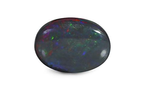 Black Opal - 3.67 carats