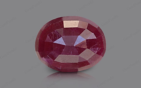 Ruby - 9.66 carats