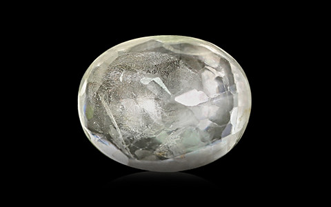 White Sapphire - 3.73 carats