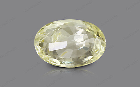 Yellow Sapphire - 3.21 carats