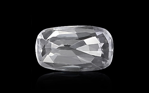 White Sapphire - 2.22 carats