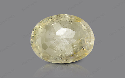 Yellow Sapphire - 2.18 carats