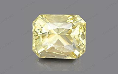 Yellow Sapphire - 2.54 carats