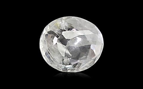 White Sapphire - 4.31 carats