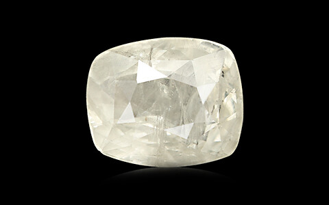 White Sapphire - 5.37 carats