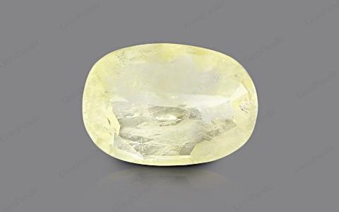 Yellow Sapphire - 7.32 carats