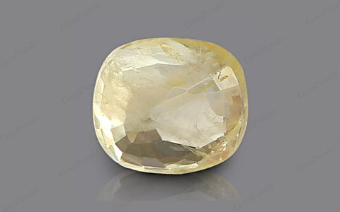 Yellow Sapphire - 5.37 carats