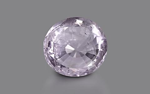 Purple Sapphire - 6.12 carats