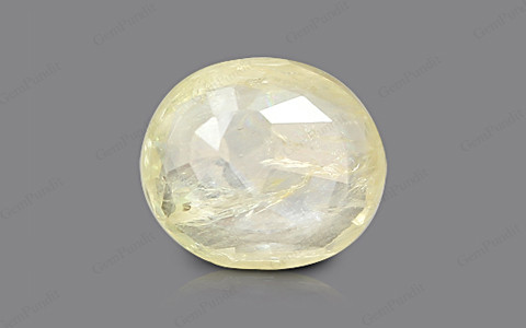 Yellow Sapphire - 4.72 carats