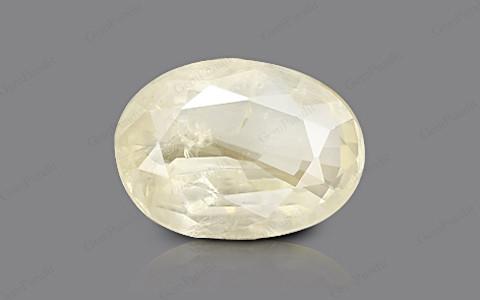 Yellow Sapphire - 4.30 carats