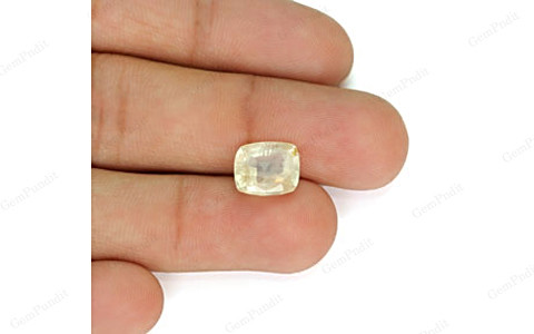 Yellow Sapphire - 4.79 carats