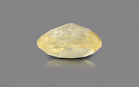 Yellow Sapphire - 3.02 carats