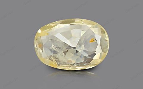 Yellow Sapphire - 2.68 carats