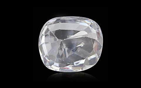 White Zircon - 3.96 carats