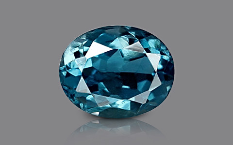 London Blue Topaz - 3.74 carats