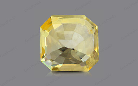 Yellow Sapphire - 7.13 carats