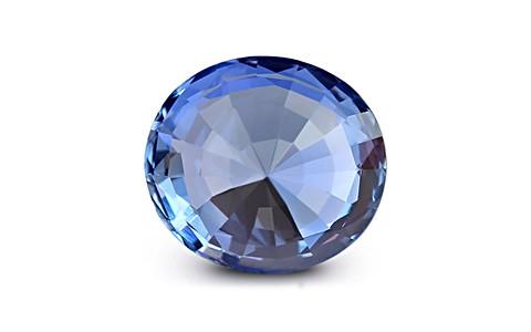 Color-Change Sapphire - 6.05 carats