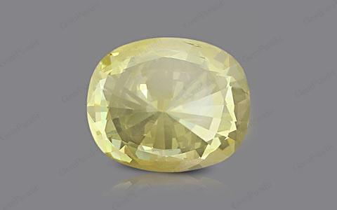 Yellow Sapphire - 6.32 carats