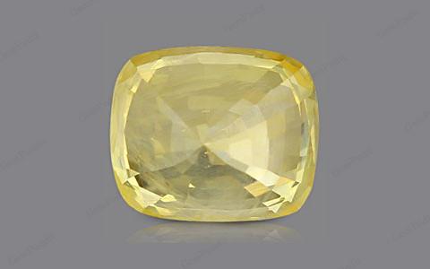 Yellow Sapphire - 7.82 carats