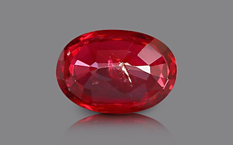 Pigeon Blood Ruby - 2.01 carats