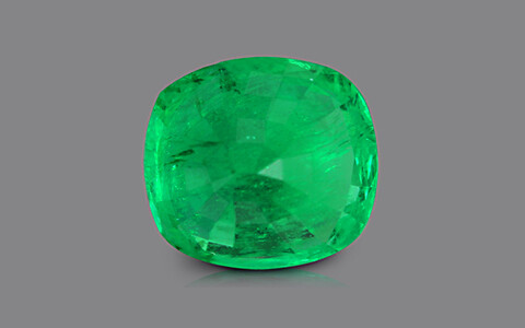 Minor Oil Emerald - 5.54 carats