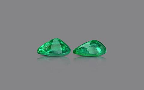 Emerald Pair - 9.52 carats
