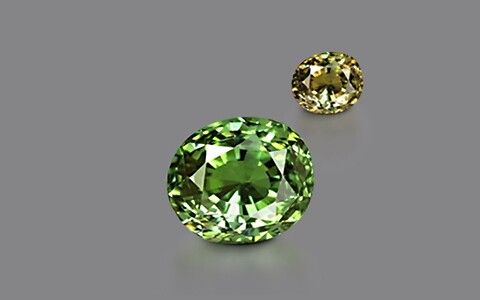 Alexandrite - 2.50 carats