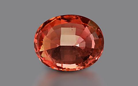 Padparadscha - 2.98 carats