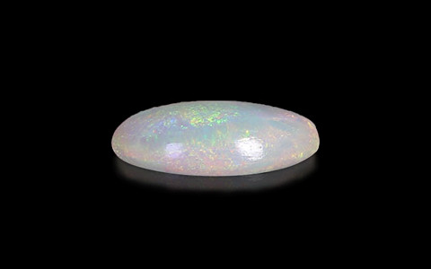 White Opal with Fire - 2.31 carats