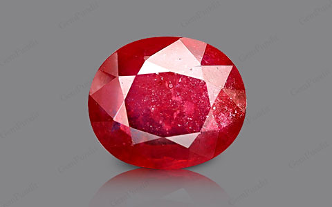 Ruby - 5.68 carats